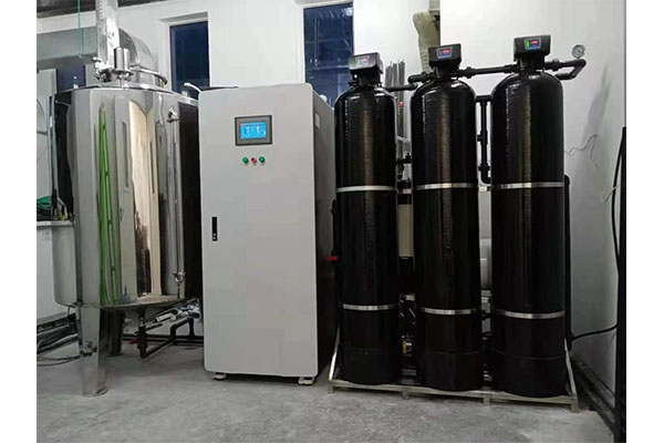 内窥镜纯水机各部分的产水原理是什么?
